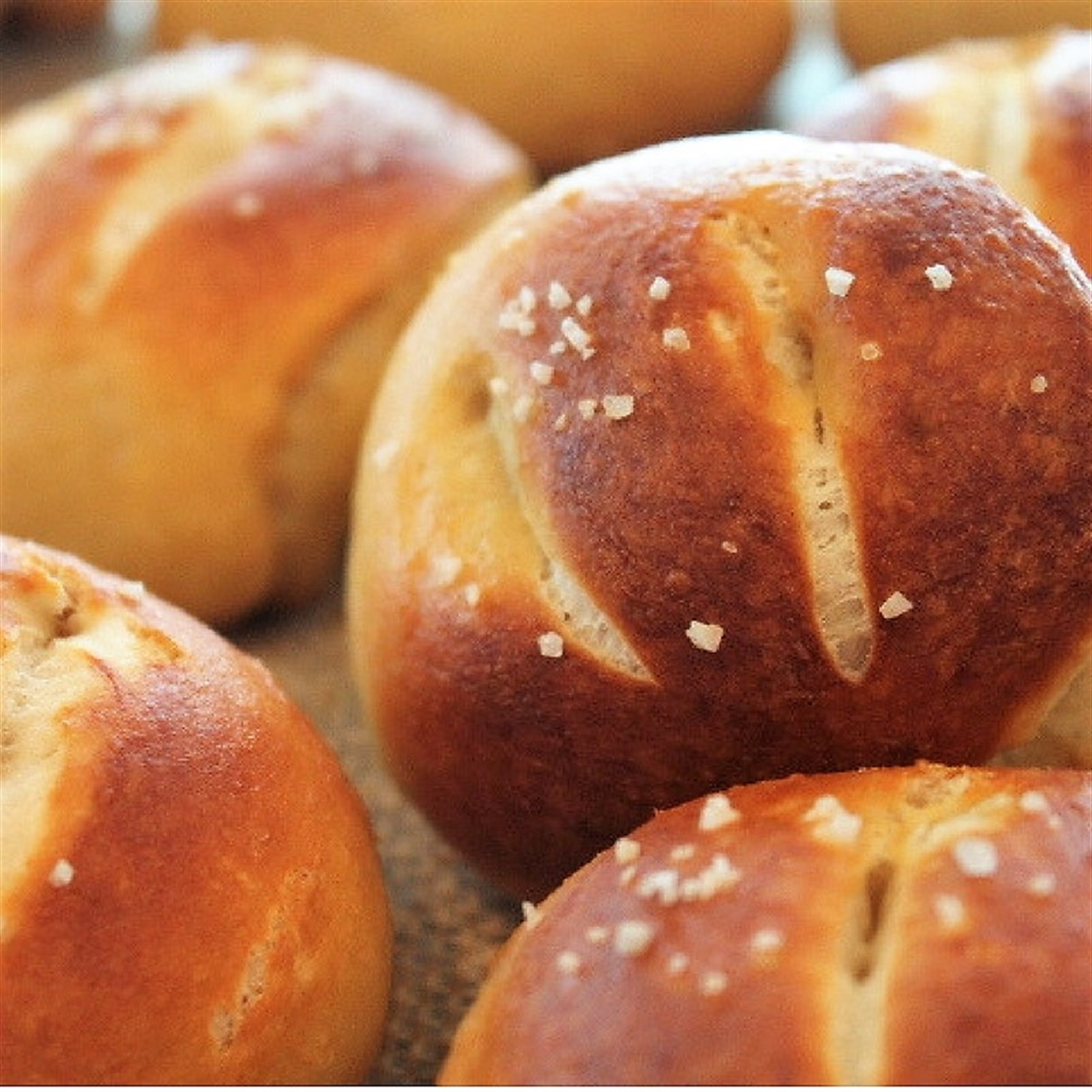 Picture of Pretzel Bread