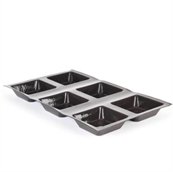 Picture of FLEXIPAN®  JUMBO ANGLED SQUARE  TRAY